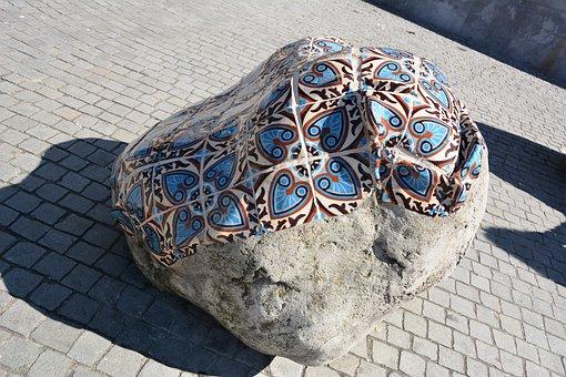 Stone, Porto, Street
