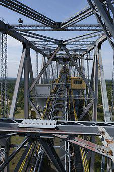 Technology, Machine, Iron, Metal, Eiffel Tower, Bridge