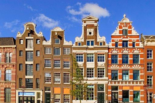 Building, Home, House, Facade, Brick, Architecture