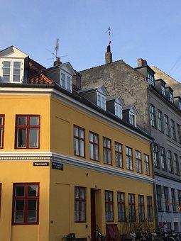 Denmark, Copenhagen, Architecture, Travel, Europe