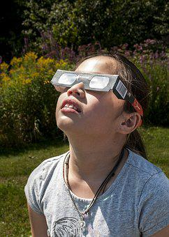 Eclipse, Kids, Eye Protection, Eclipse Glasses