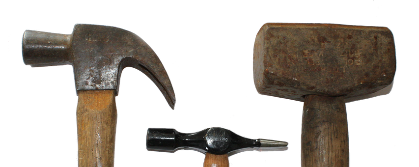 Hammer, Pound, Png, Tool, Equipment, Work, Construction