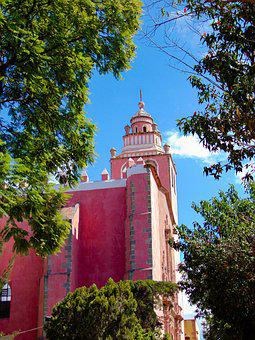 Church, Convent, Tower, Temple, Old, Bell Tower, Facade