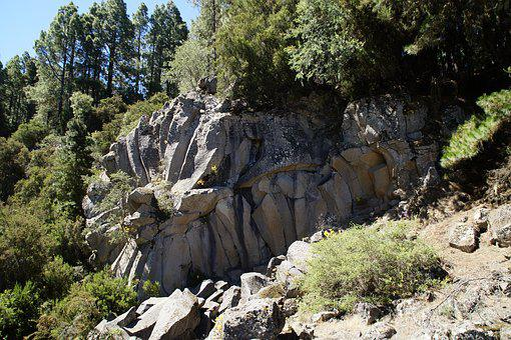 Volcanic, Rock Formation, Tenerife, Basalt-rose