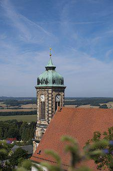 Church, Building, Architecture, Tower, Clock Tower