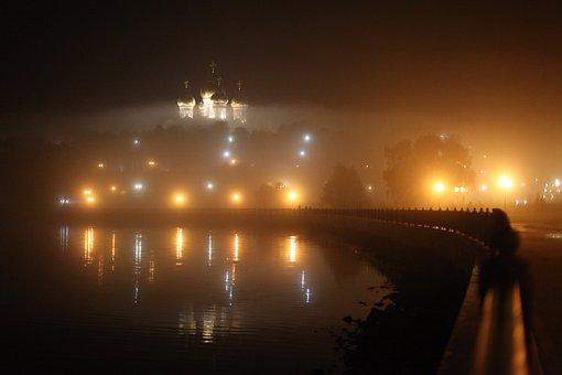 Assumption Cathedral, Wagga, Arrow, Yaroslavl, Quay