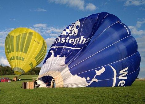Hot Air Balloon, Balloon, Hot Air Balloon Ride