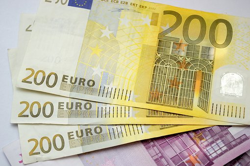 Money, Euro, Eur, Package, The Buck, Banknote