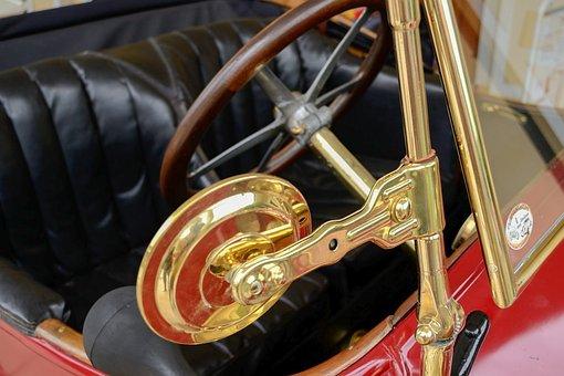 Veteran, Historical Vehicle, Classic Car