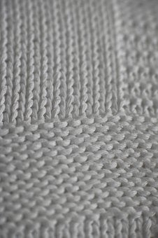 White, Fabric, Texture, Studio, Photography, Abstract