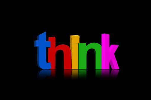 Think, Positive, Optimism, Plus, Yes, Forward-looking