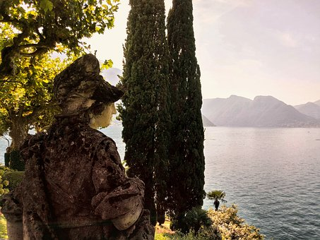 Image, Villa, Balbianello, Como, Lenno, Work Of Art