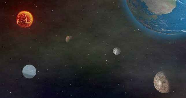 Planet, All, Space, Universe, Space Travel