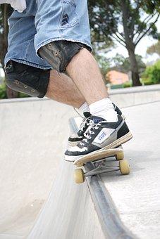 Skateboard, Skate, Board, Skateboarder, Extreme, Sport
