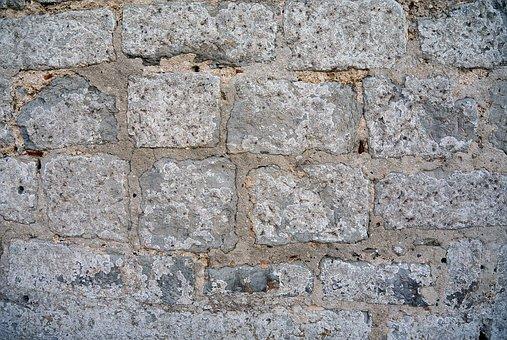Wall, Brick, Background, Structure, Bricked, Texture