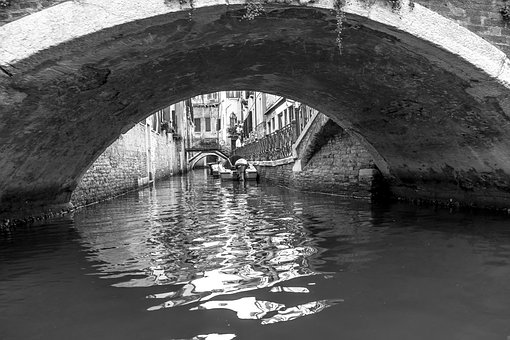 Venice, Italy, Architecture, Old Houses, City, Houses