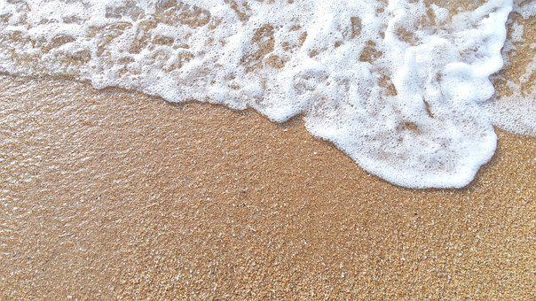 Beach, Sea, Background