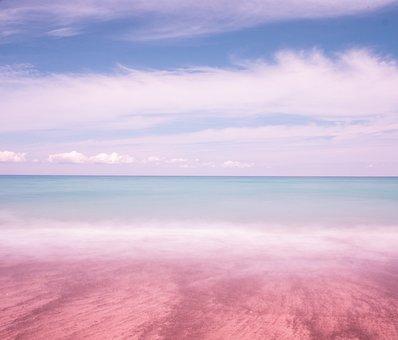 Lake Michigan, Michigan, Lake, Summer, Wind, Beach