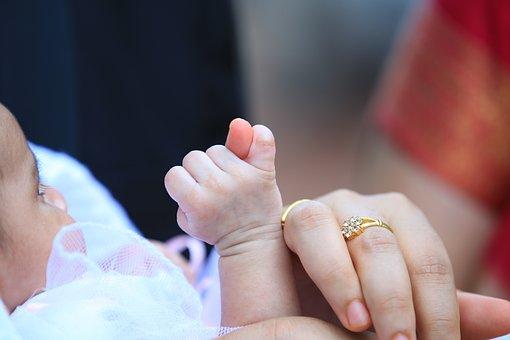 Born, Baby, Small, Hands, Newborn, Care, Little, Hand