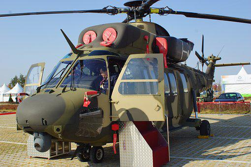 Weapons, Helicopter, Repair Temperature