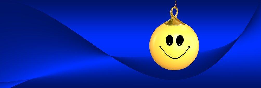 Christmas, Smiley, Face, Cartoon, Smile, Team, Group