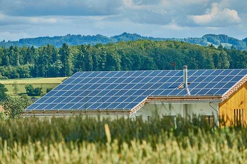 Solar, Roof, Solar Energy, Power Generation