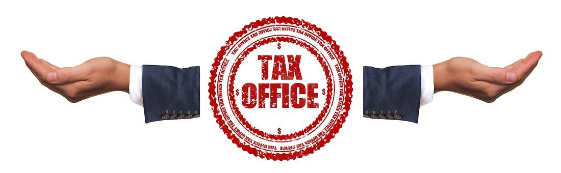 Tax Office, Stamp, Seal, Hands, Stop, Business, Taxes