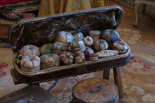 Yarn, Sewing, Weaving, Embroider, Textile, Antique