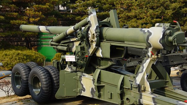 Weapons, Cannon, Howitzer, Tow Sports