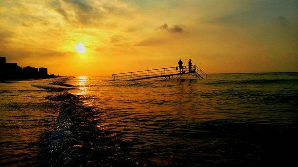 Marine, Solar, Holiday, Landscape, Views Of The Sea