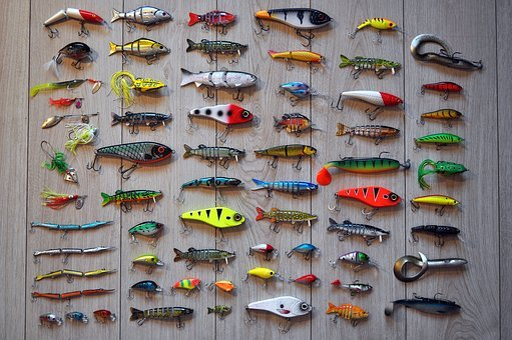 Fishing, Rod, Hooks, Fish, Fisherman, Sport, Water
