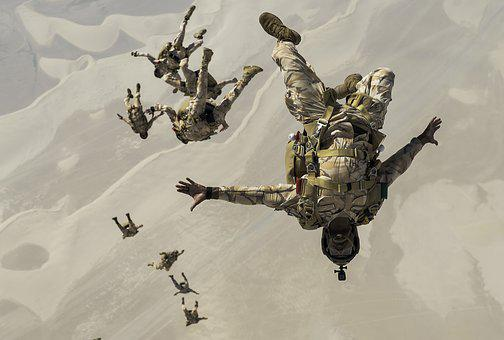 Special Forces, Air Force, Airmen, Spec Ops, Jump