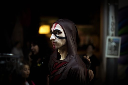 Pantomime, Street, Mime, Artist, Actor, Performance