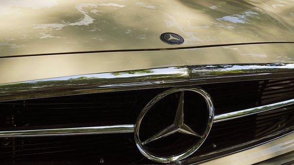 Mercedes, Oldtimer, Retro Car, Old Car, Automotive
