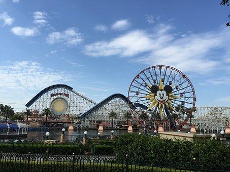 Camera App, Disney, Ferris Wheel