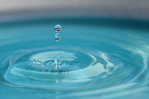 Water Drop, Splash, Liquid, Clean, Transparent, Macro