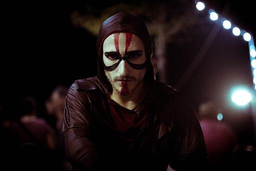 Pantomime, Street, Artist, Mime, Actor, Performance
