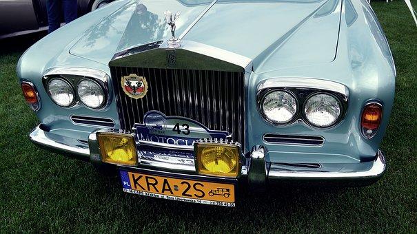Rolls Royce, Rolls, Retro, Car, Mask, Retro Car