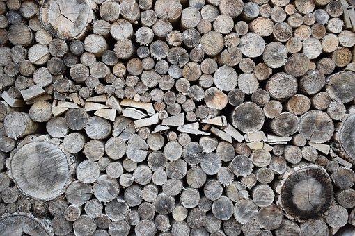Logs, Log Pile, Wood, Pile, Timber, Logging, Lumber