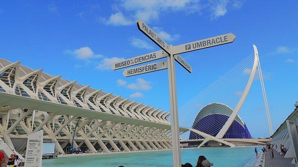 Valencia, Spain, Travel, Spanish, Europe, Tourism