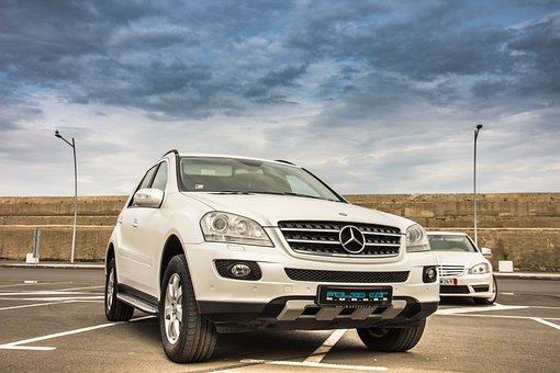 Mercedes, Ml, Tuning, Folio, Car, Car Tuning, Car Paint
