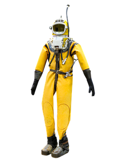 Sport, Leisure, Diving, Diving Suit, Isolated