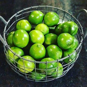 Lime, Fruite, Fresh, Citrus, Green, Vitamin, Organic
