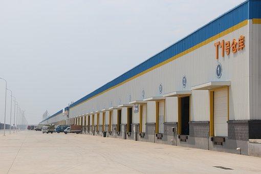 Warehouse, Large, Nice