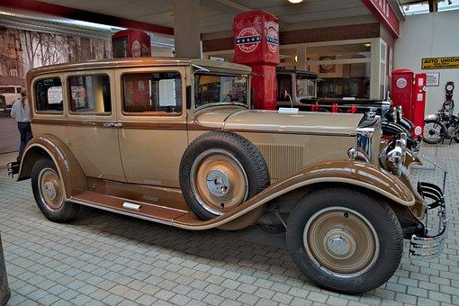 Oldtimer, Exhibition, Classic, Pkw, Vintage Car