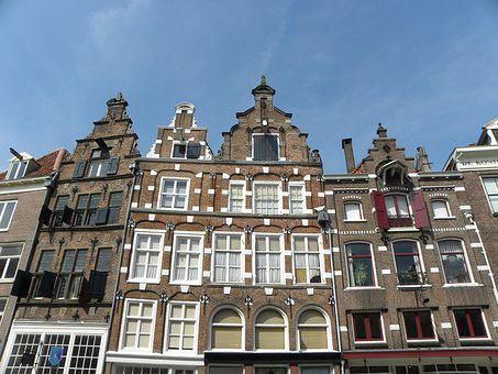 Zutpen, Old Town, Houses, Monuments, Cityscape, Town