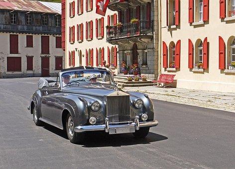 Rolls Royce, Cabriolet, Ride