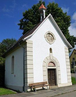 Chapel, Church, Religion, Nendingen, Germany, Europe