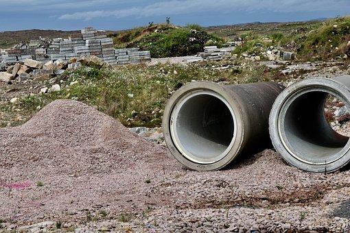 Leave, Site, Old, Broken, Demolition, Disassembly