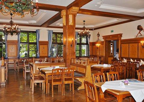 Inn, Gastronomy, Economy, Tavern, Chairs, Sit, Eat